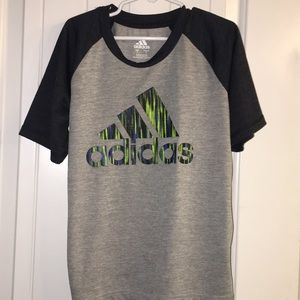 Adidas Boys Shirt- Size 7